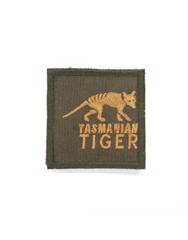 Tasmanian Tiger Tasmanian Tiger Embroidered Square