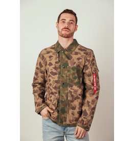 Alpha Industries P-42 Mod Camo Field Shirt