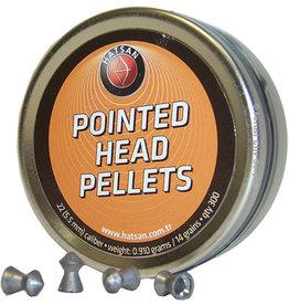 Hatsan Pointed Head Pellets
