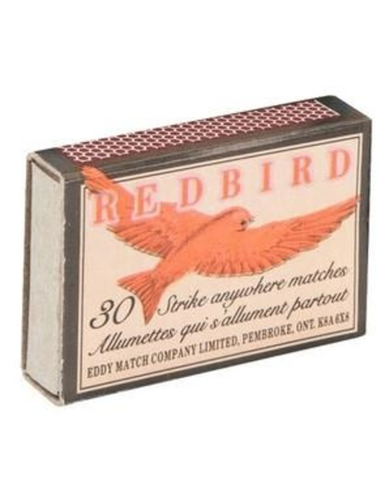 Firesoft Grenade Redbird Matches
