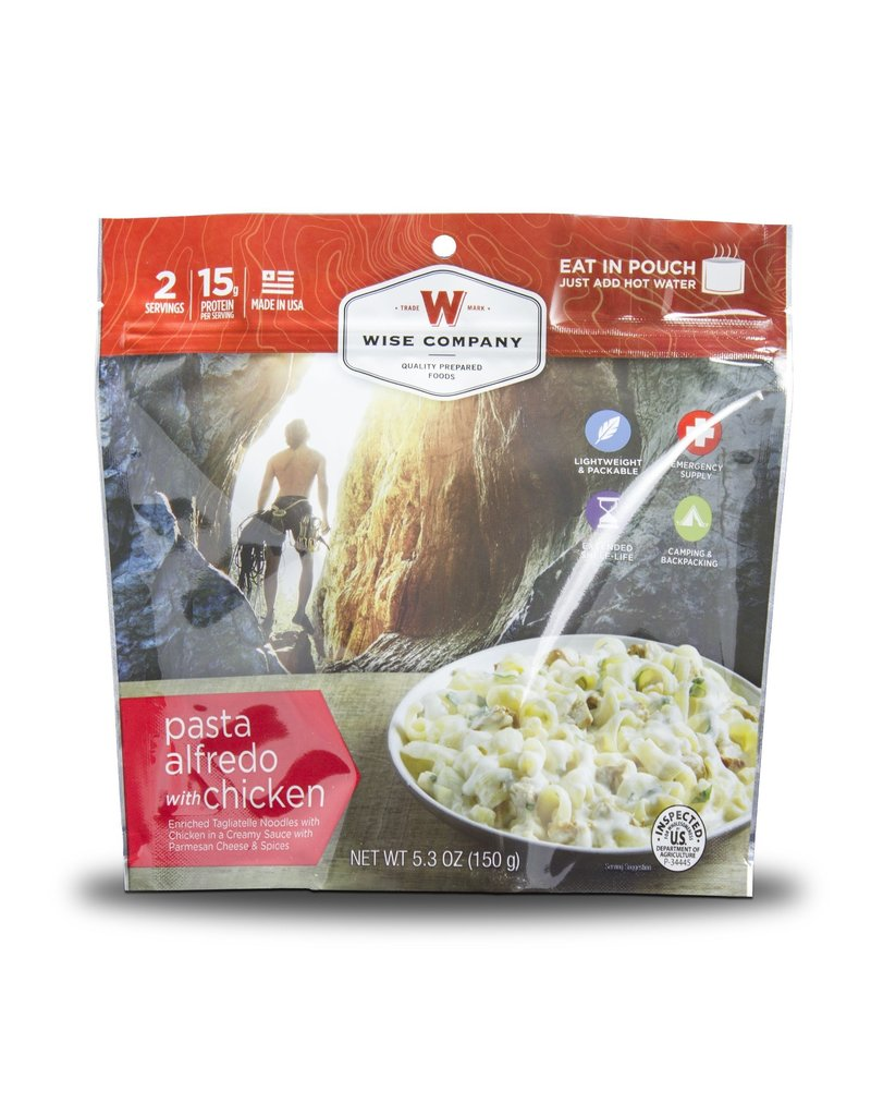 Wise Company Creamy Pasta with Chicken