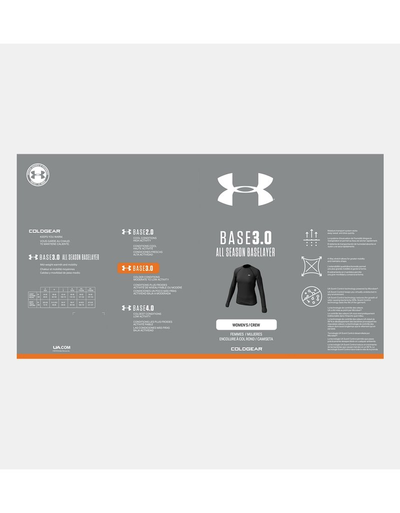 Under Armour Base Crew 3.0 (Women's)