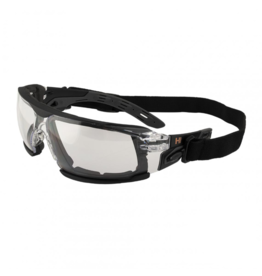 H Series Elastic Strap Safety Glasses