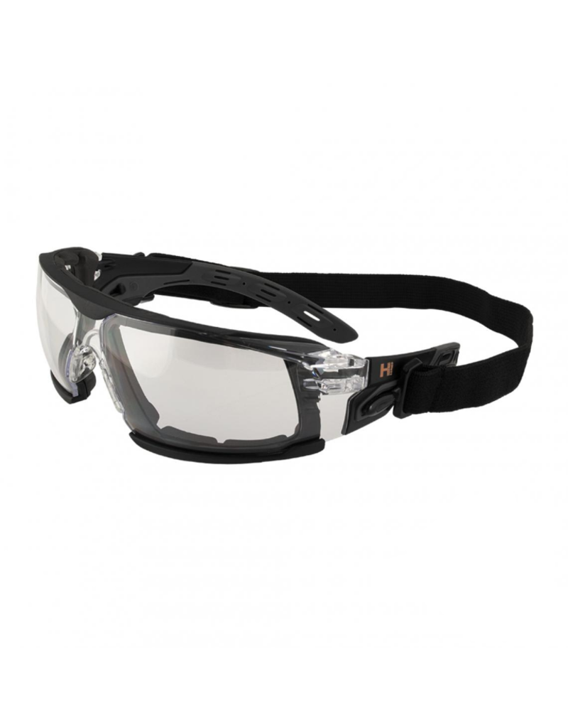 Elastic Strap Safety Glasses