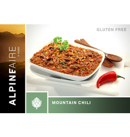 AlpineAire Mountain Chili (Gluten-free, Vegetarian)