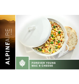 AlpineAire Forever Young Mac & Cheese (Végétarien)