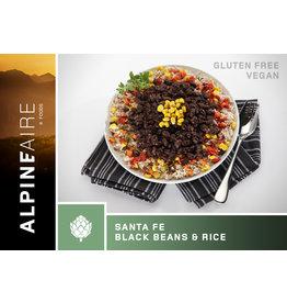 AlpineAire Santa Fe Black Beans & Rice (Gluten-free, Vegetarian)