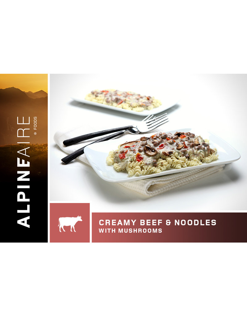 AlpineAire Creamy Beef & Noodles