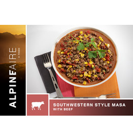 AlpineAire Southwestern Style Masa with Beef (Gluten-free)