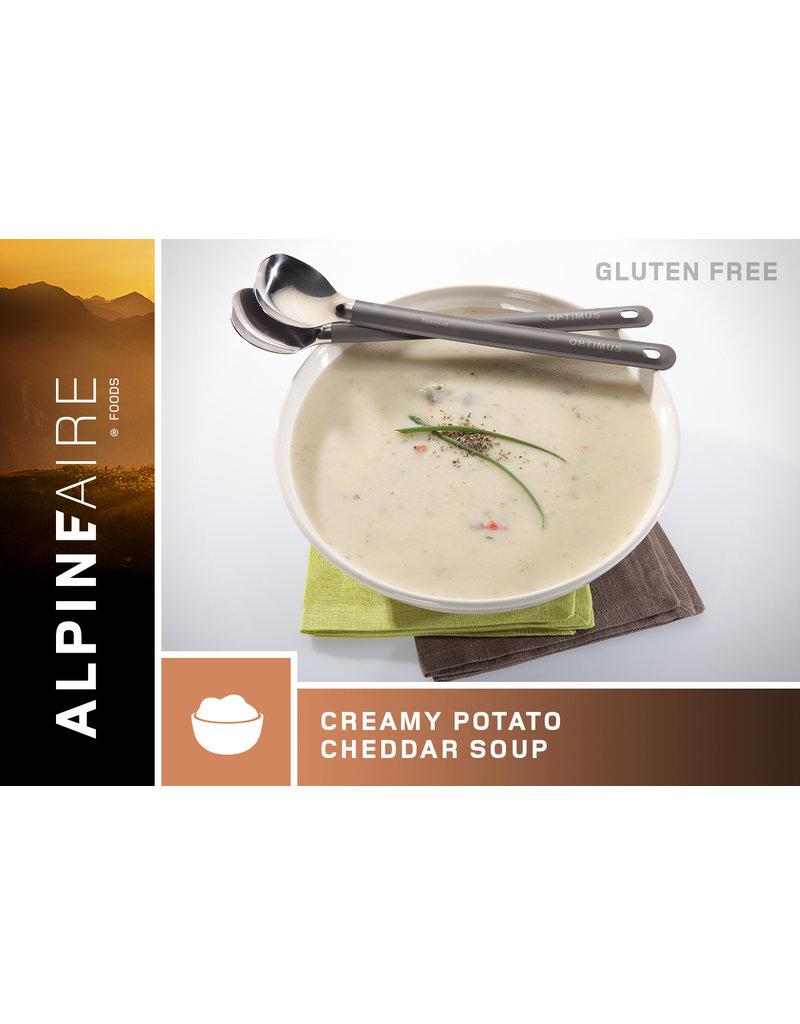 AlpineAire Creamy Potato Cheddar Soup (Sans gluten)