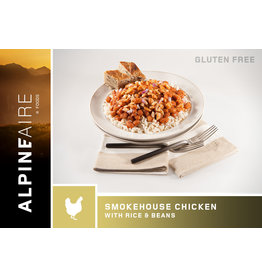 AlpineAire Smokehouse Chicken with Beans & Rice (Sans gluten)