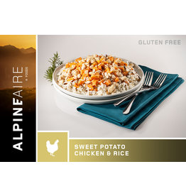 AlpineAire Sweet Potato Chicken & Rice (Sans gluten)