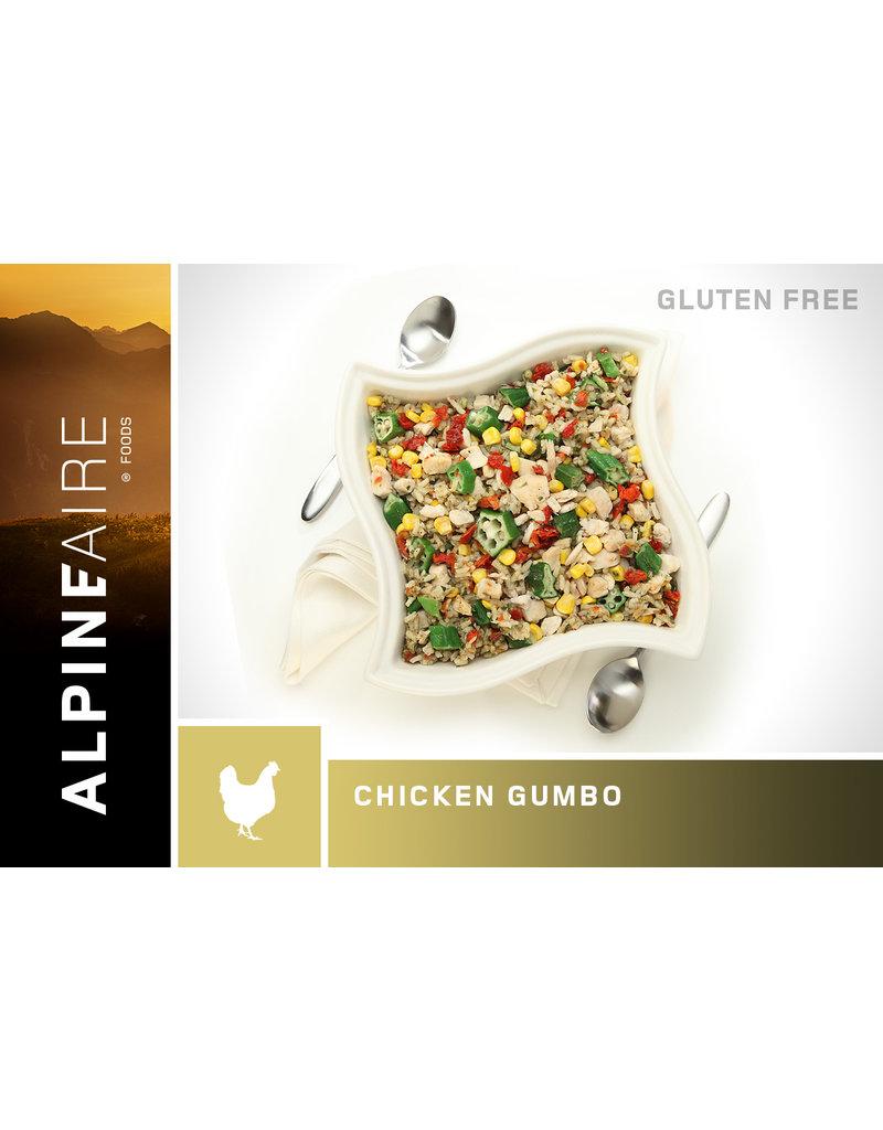 AlpineAire Chicken Gumbo (Sans gluten)