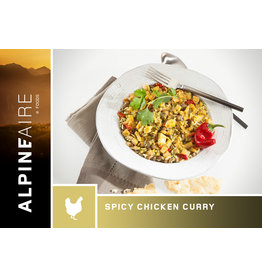 AlpineAire Spicy Chicken Curry