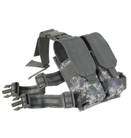 Voodoo Tactical M4/M16 Leg Double Mag Pouch