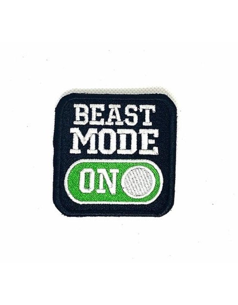 Custom Patch Canada Beast Mode On Patch