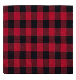 Rothco Red Plaid Bandana