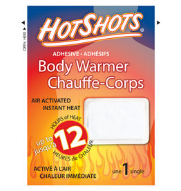 HotShots Adhesive Body Warmer