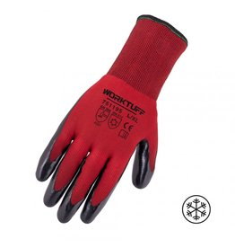 Nitrile Coated Winter Gloves