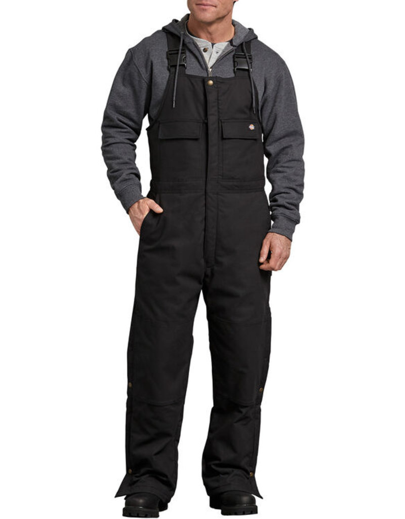 Dickies Flex Sanded Duck Insulated Bib Overall