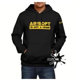 Pekan Pre-order: Airsoft Is Not A Crime Hoodie