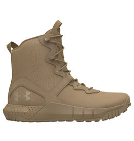 Under Armour Micro G Valsetz Leather Tactical Boots