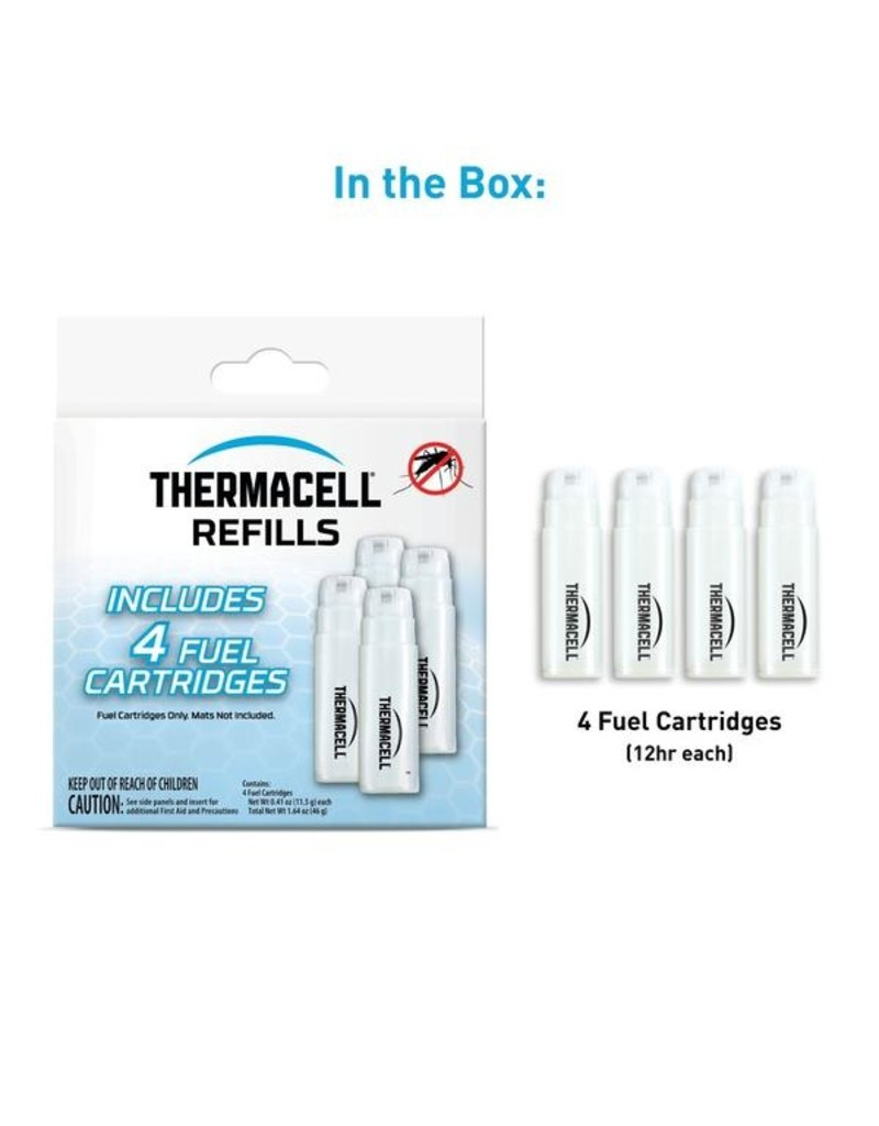 Thermacell Fuel Cartridge Refills