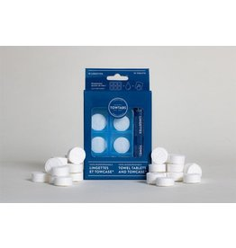 Towtabs Towel Tablets and Case