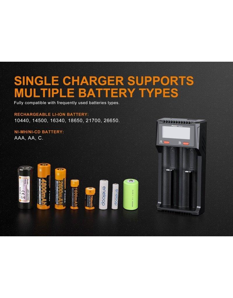 Fenix Dual Channel Smart Charger