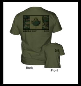 5.11 Tactical Canada Camo Flag