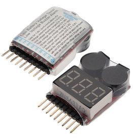 Airsoft Logic Lipo 2 in 1 Voltage Checker / Alarm