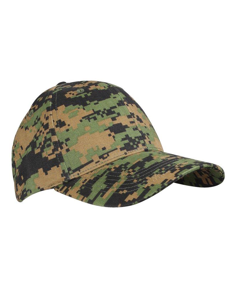Rothco Camo Supreme Low Profile Cap