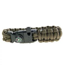 Olympia 4 Function Paracord Survival Bracelet