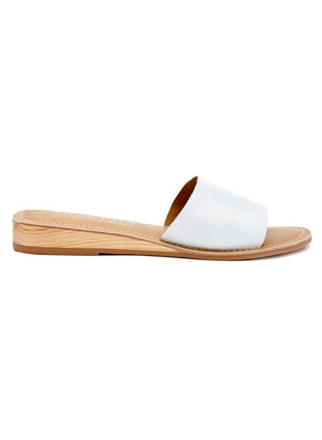 Heeled Coconut Slides