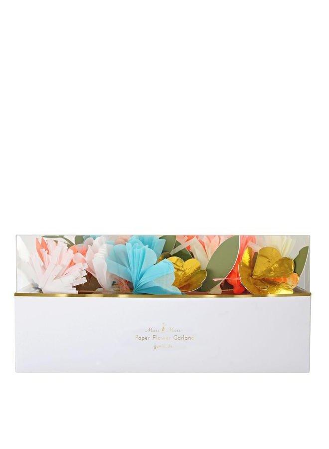 Flower Bouquet Garland