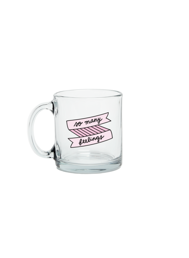 So Many Feelings Mug