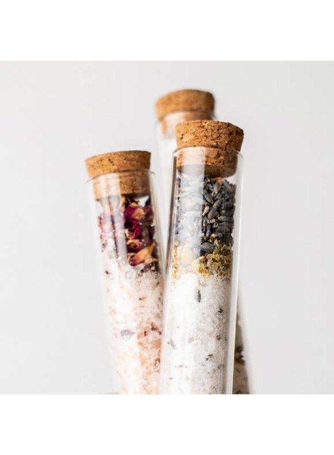 Bath Soak Test Tube