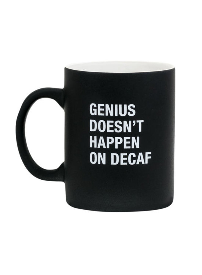 Genius Stoneware Mug