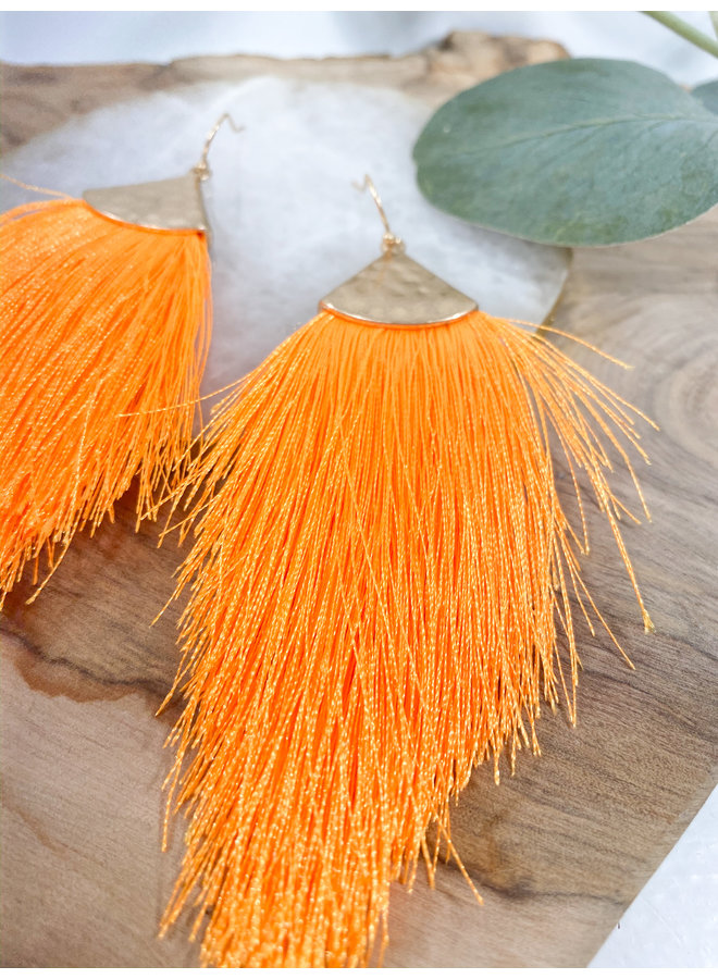 Brooke's Tassel Earrings