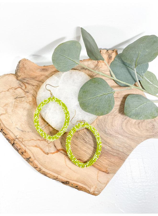 Olivia Beaded Earrings