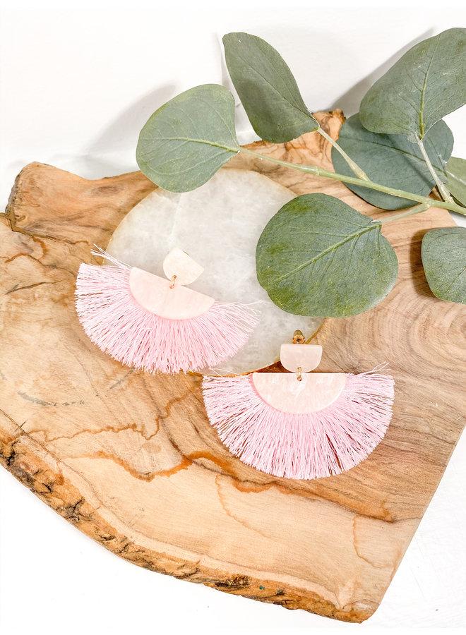 Isabella's Fringe Earrings