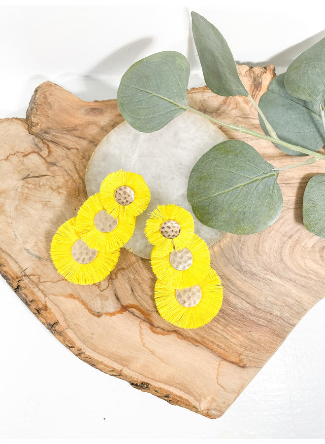You're my Sunshine Earrings