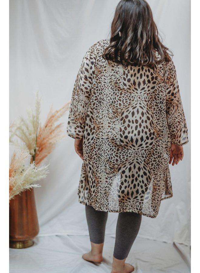 Cheetah Duster
