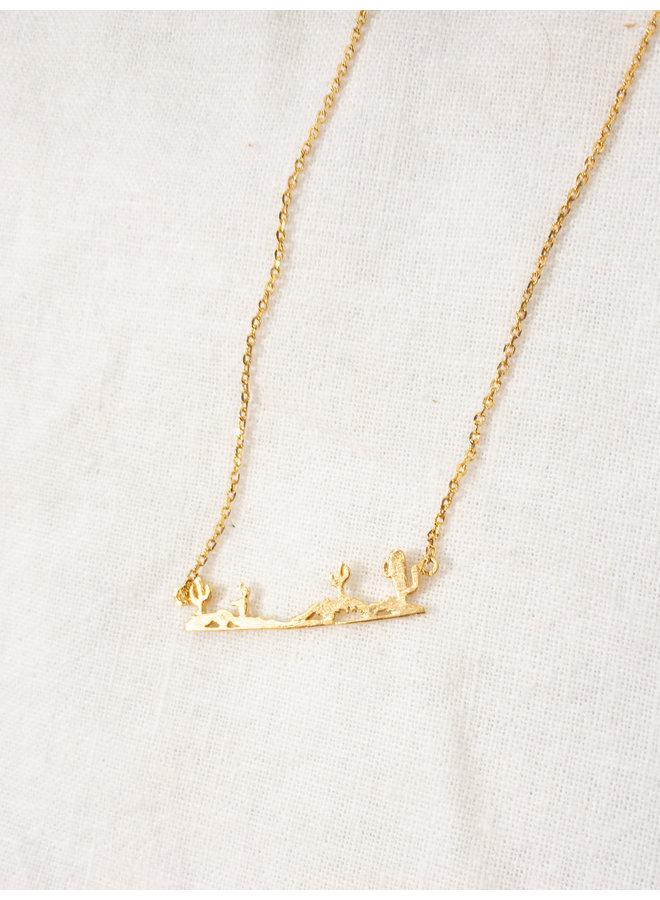 Desert Skyline Necklace