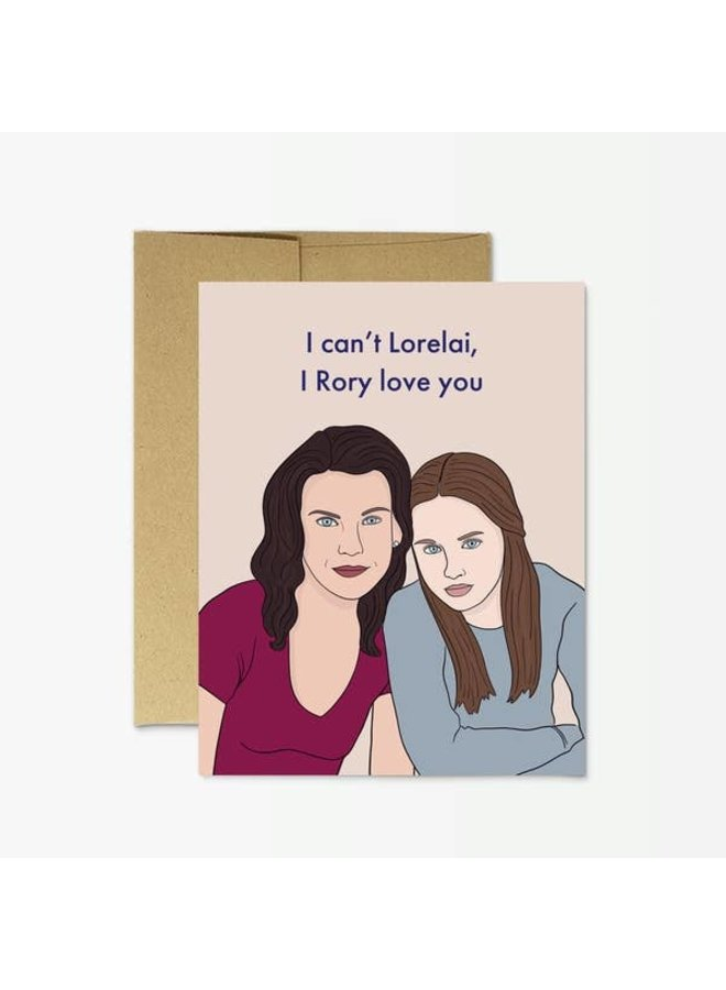 Gilmore Mom Card