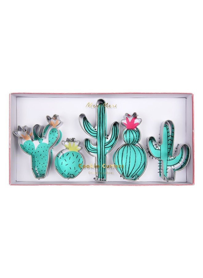 Cactus Cookie Cutters