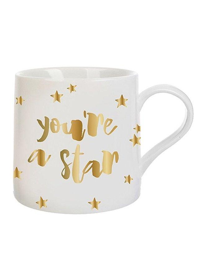YOU'RE A STAR JUMBO MUG