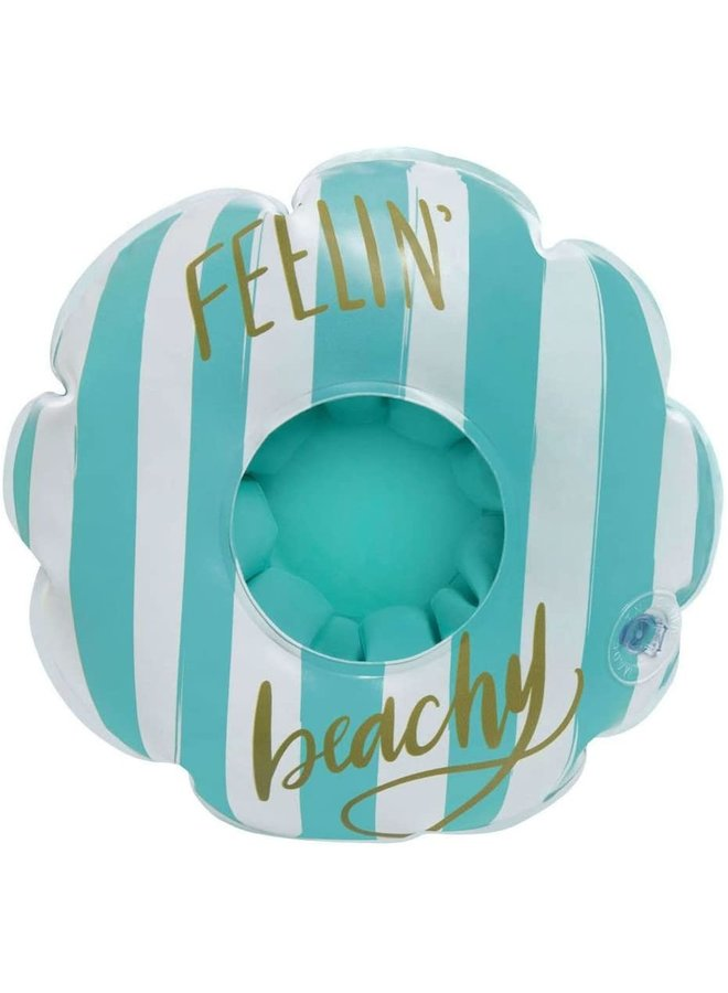 SLANT DRINK HOLDER FEELIN BEACHY INFLATABLE
