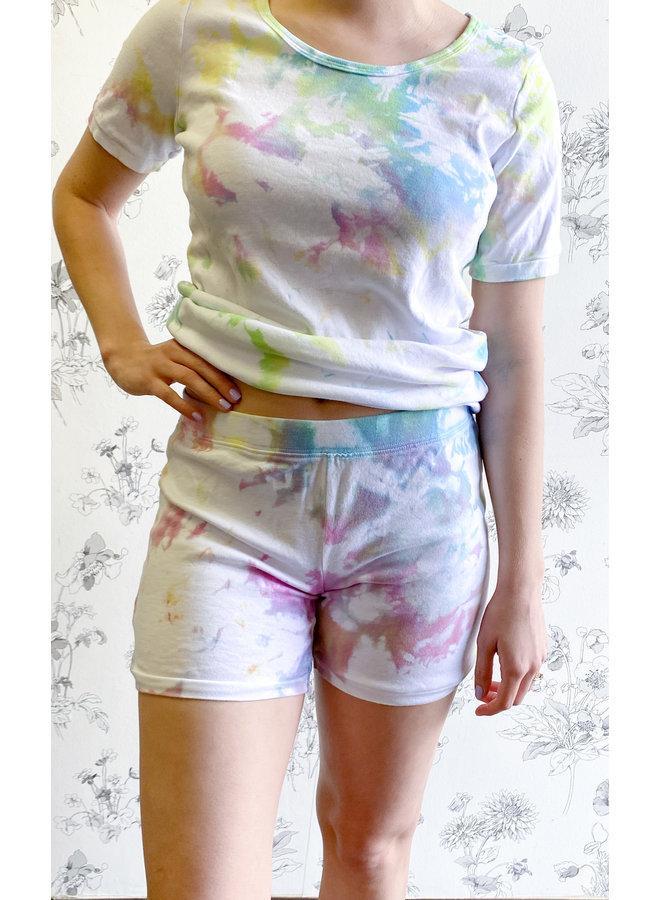 Tye Dye Set Shorts