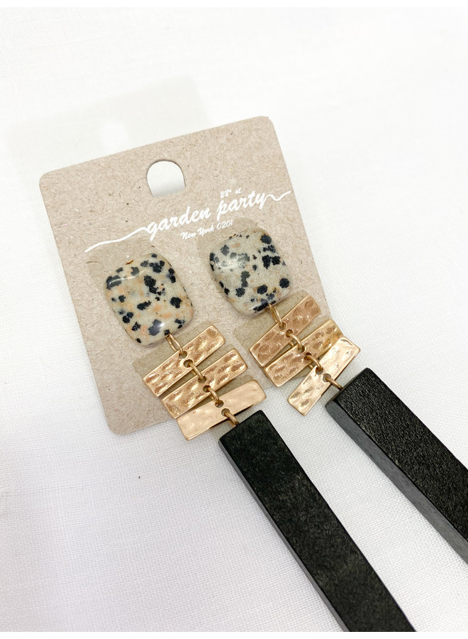 Audrey Dangle Earrings